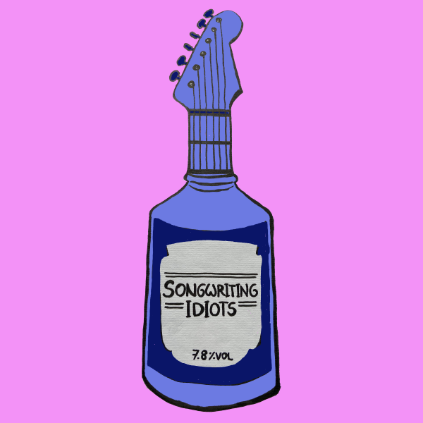 Logo Songwriting Idiots Podcast
